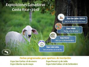 Exposiciones Ganaderas 2018