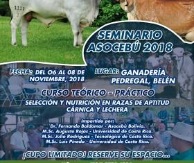 Seminario Asocebu 2018 - Publicidad Oficial
